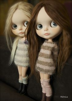 Carrot & Blue by ♥**Monica **♥ on Flickr.