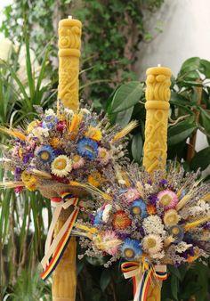 Flori nemuritoare – Buchete, lumanari si aranjamente florale Our Wedding, Wedding Ideas, Paper Flowers, Wreaths, Candles, Homemade, Rustic, Traditional, Fall