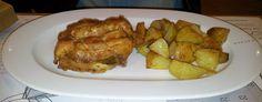 Rollatine di pollo con patate