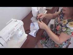 Vídeo Aula Moda Íntima para iniciantes - YouTube Como Fazer Calcinha 18c6a6624d4