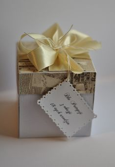 Magiczny Kufer: Dla nastolatki I Card, Place Cards, Gift Wrapping, Place Card Holders, Gifts, Butcher Paper, Presents, Gift
