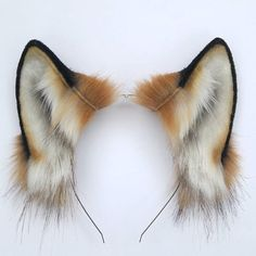 Fox ears for Maxx