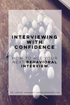 NEW COURSE: Interviewing with Confidence: How to ACE your Next Behavioral Interview | Launching 12/30, but enroll now!! [lindsaygranger.com]