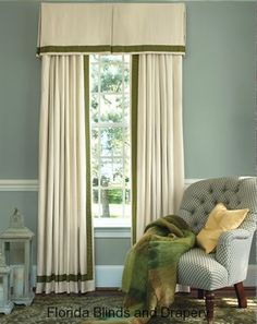 1000 Images About Box Pleated Valances On Pinterest Box