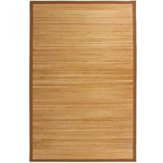 Best Choice Products Bamboo Area Rug Carpet Indoor Outdoor Wood X Brown Indoor Bamboo, Bamboo Rug, Indoor Outdoor Area Rugs, Outdoor Rooms, Outdoor Patios, Outdoor Living, Thing 1, Cheap Carpet Runners, Area Rug Runners