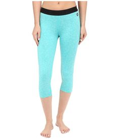 Pin for Later: Beachy Hues and Ocean Blues: Vacation-Inspired Activewear Hurley Dri-Fit Crop Leggings Hurley Dri-Fit Crop Leggings ($55)