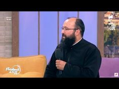 """Părintele Visarion Alexa: """"Concediul este cel mai important din istoria unei familii"""" - YouTube Mai, Entertainment, Youtube, Fictional Characters, Fantasy Characters, Youtubers, Youtube Movies, Entertaining"""