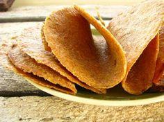Paleo Flax Tortillas