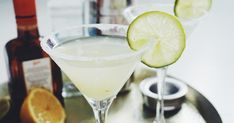 Here's Why You Shouldn't Make Frozen Margaritas With Fresh Lime Juice
