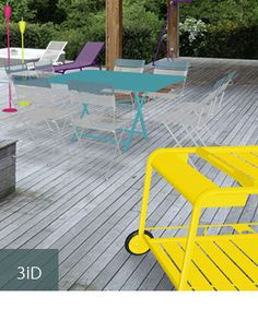 Exceptionnel Fermob, The French Outdoor Furniture Manufacturer, Creates Innovative,  Clever, Practical And Fun