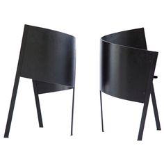 Pallucco Three Leg Chairs   1stdibs.com