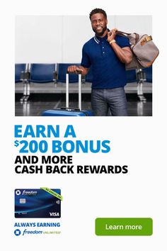 Getaway for some cash back. Earn 5% cash back on travel purchased through Chase and more ways to earn with Chase Freedom Unlimited®. I Wish I Had, Freedom, Learning, Concept Cars, Travel, Creative, Art, Fashion, Liberty
