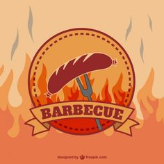 Afbeeldingsresultaat voor barbecue logo