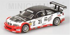 1/43 BMW M3 GTR ALMS〓 Daytona 24h #21 〓 2004 ミニチャンプス http://www.amazon.co.jp/dp/B000A5A2GC/ref=cm_sw_r_pi_dp_s4g-ub1T85344