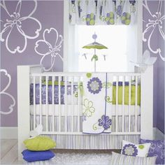 Great ideas for baby girl's room