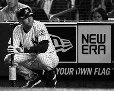 20 Dramatic Images Of Derek Jeter's Amazing Curtain Call At Yankee Stadium