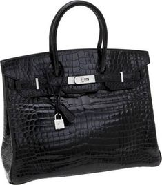 Hermes Diamond Birkin Bag