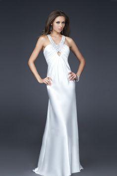 Hot Selling Evening Dresses Halter Sheath/Column USD 119.99 BPP2BAA7F7 - BrandPromDresses.com