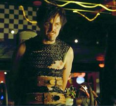 paul amos | Paul Amos restrained by The Morrigan in LOST GIRL (Season 2 Episode 21 ...