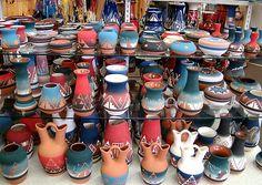 Pottery, via Flickr.