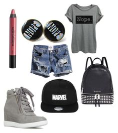 """""""Untitled #31"""" by immortalheart on Polyvore featuring Michael Kors and Urban Decay"""
