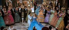 """Kenneth Branagh has directed this live action, update of """"Cinderella"""" for Disney with some of the best actors. Popular British actor, Lily James, plays Cinderella. Australian actor Cate Blanchett is the Stepmother, British actor Helena Bonham Carter the Fairy Godmother, and Scottish Richard Madden the prince. In the movie, Cinderella's mother tells her """"I want to tell you a secret that will see you through all the trials that life can offer: Have courage, and be kind."""" Cinderella Movie, Cinderella 2015, Australian Actors, British Actors, The Good Lie, Mark Burnett, Roma Downey, Royal Shakespeare Company, David And Goliath"""