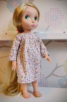 Disney Animators Doll rapuzel