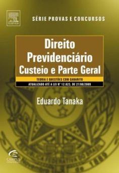 Nova -  DIREITO PREVIDENCIARIO - CUSTEIO E PARTE GERAL  #apostilas