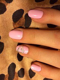 Valentine's Day nails 2014