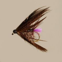 12 Pack Trout Fly Rebel Dabbler Size 12