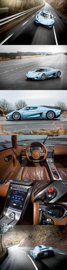 The New King of Sweden: Koenigsegg Regera Prototype Review A first taste of Koenigsegg's forthcoming Regera leaves us chomping for more.