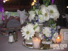 #white #romantic #vintage #centerpiece #Decor #destinationwedding #weddingcancun by #latinasia