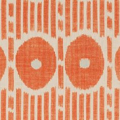 Printed Ikat Curtain Material   Imperial Garden Collection