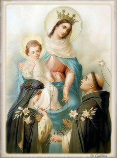 Santa María, Madre de Dios y Madre nuestra: ¿Qué es el Santo Rosario?