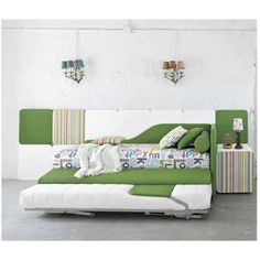 1000 ideas about canap convertible couchage quotidien on pinterest - Lit gigogne de qualite ...