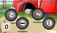 Maths Zone < Maths Zone - Free Cool Learning Games for School Fun Math Games, Learning Activities, French Websites, Ks1 Maths, School Games, Counting, Monster Trucks, Education, Cool Stuff
