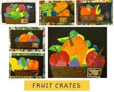Mexican fruit basket