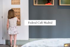 Federal Café Madrid | http://www.conbotasdeagua.com/federal-cafe-madrid/