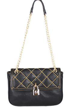 Simply Chic Bag   Black
