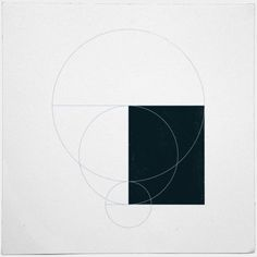 #303 Emptiness – A new minimal geometric composition each day