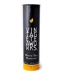 White Tea Riesling ~Vintage Teaworks $16.99  http://vintage-teaworks.myshopify.com/products/white-tea-riesling