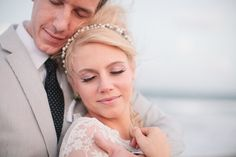 Mermaid Beach Elopement by Chelsey Boatwright Photography, via ruffled