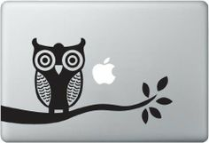 Black Owl On A Branch MacBook !! Same Day Shipping!! Apple Decal Skin Sticker iDecals,http://www.amazon.com/dp/B007REC3YI/ref=cm_sw_r_pi_dp_guIbtb0RVK2JR0A8