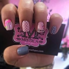 Viviana Nail Spa, Nail Manicure, Pedicure, Nail Polish, Birthday Nails, Love Nails, Acrylic Nails, Valentines Day, Nail Designs
