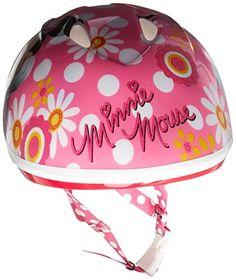 Bell Minnie Mouse Pretty in Polka Dots Toddler Helmet Bell http://www.amazon.com/dp/B00BGYNACY/ref=cm_sw_r_pi_dp_uReRvb0V4RKG4