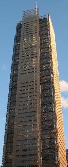 New York Times Building  #architecture #Piano #Renzo Pinned by www.modlar.com