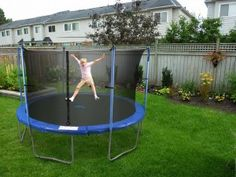 Upper Bounce 16ft Trampoline Reviews #16_foot_Trampoline #trampoline_with_safety_net #16_ft_Trampoline_with_Enclosure #trampoline_with_enclosure #Trampoline_Enclosure_Net