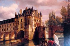 Loire River Valley, Tours, Musee des Beaux Arts from m. muraskin-france, via Flickr.