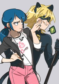 miraculous tales of ladybug and cat noir angiensca - Google Search