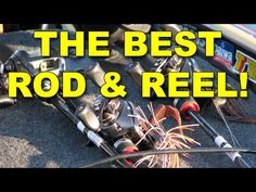 Bass Fishing Rods, Fishing Rods And Reels, Rod And Reel, Fishing Tips, Youtube